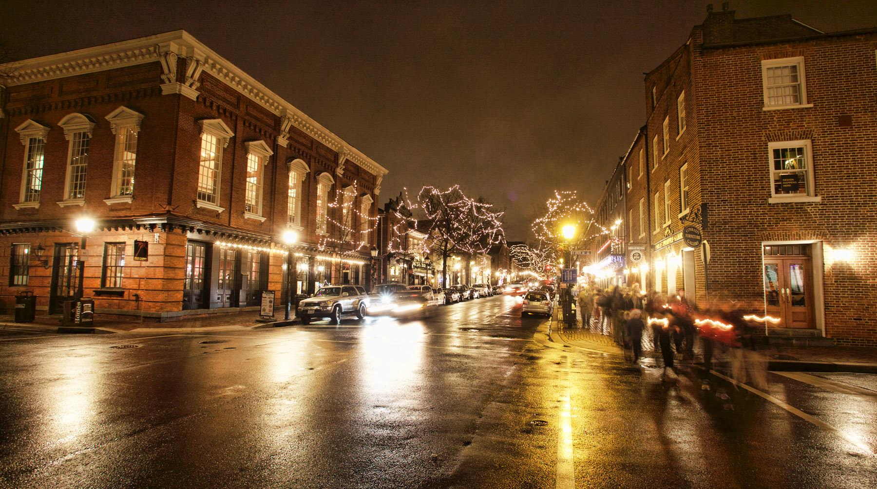 Old Town Alexandria- home for the holidays!