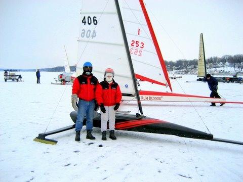 Ice Boating: Winter Adventure with Plenty of Excitement