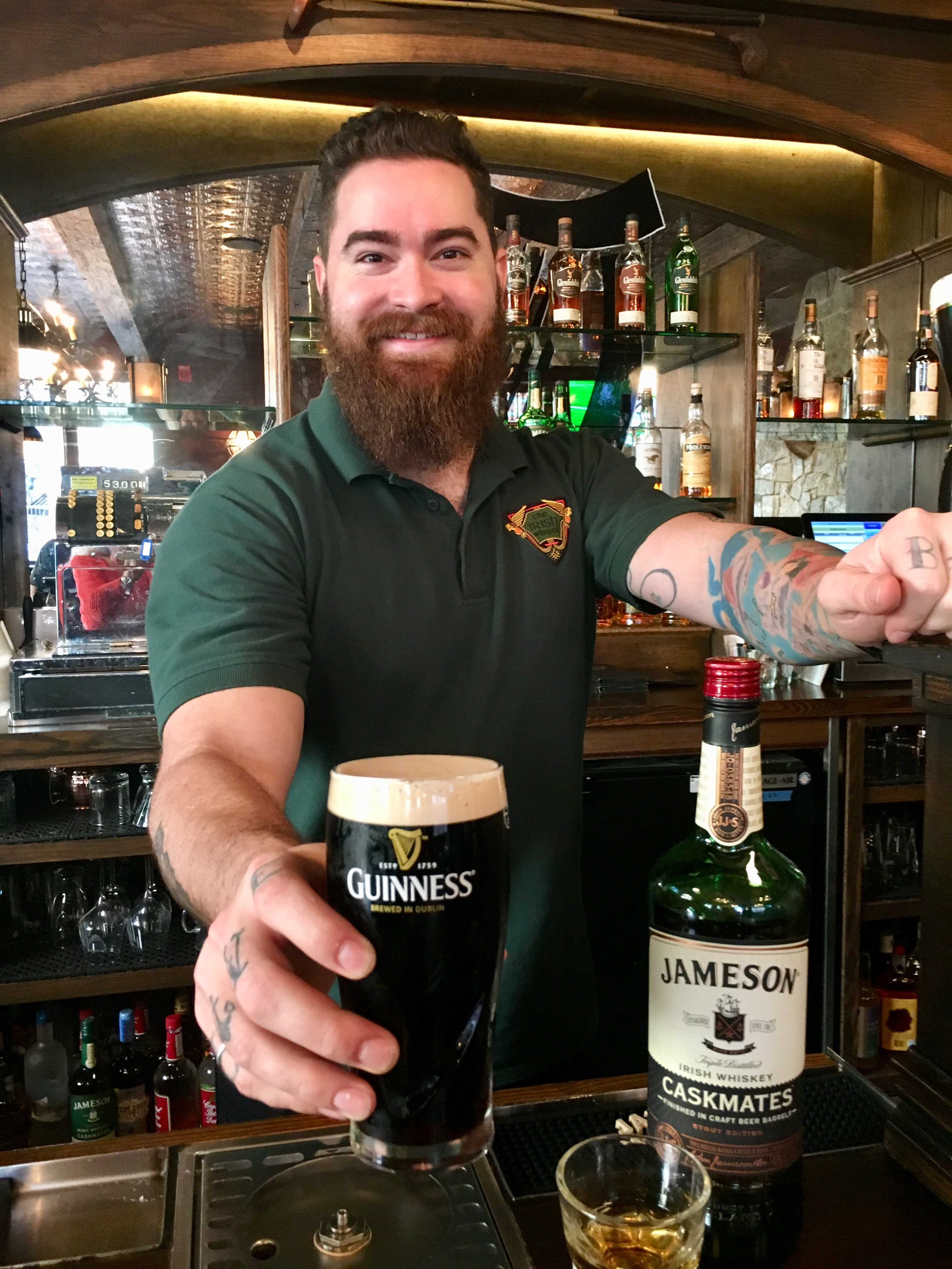 Behind the Bar: Andrew Bryan