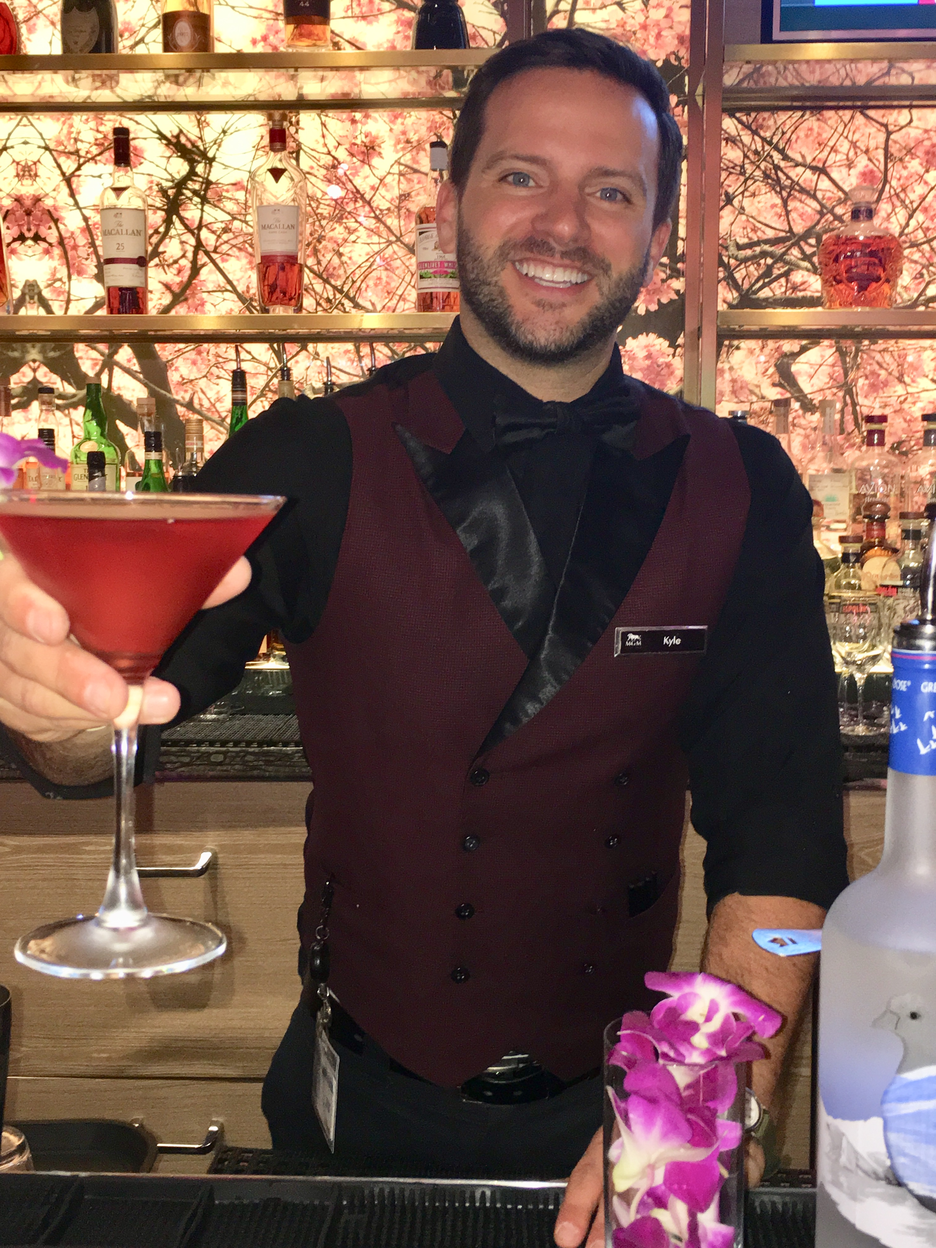 Behind the Bar: Kyle McNeely