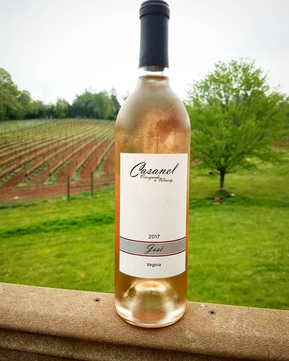 Rose' All Day in DC's Wine Country