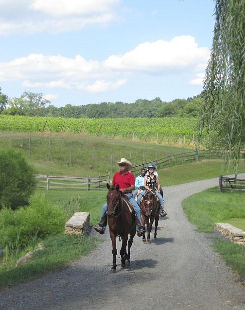 Happy Trails To Neighbors In Orlean, VA