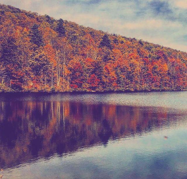 Blue Ridge - Strasburg Reservoir. Photo by Shannon Koprivich