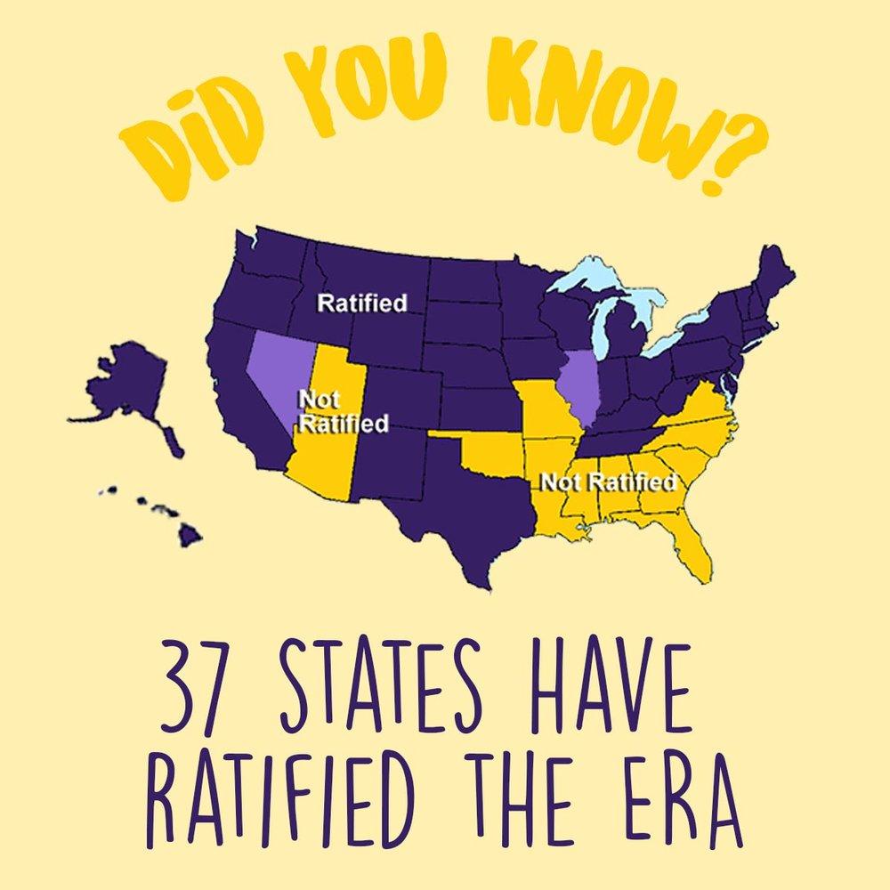 Ratification of the ERA