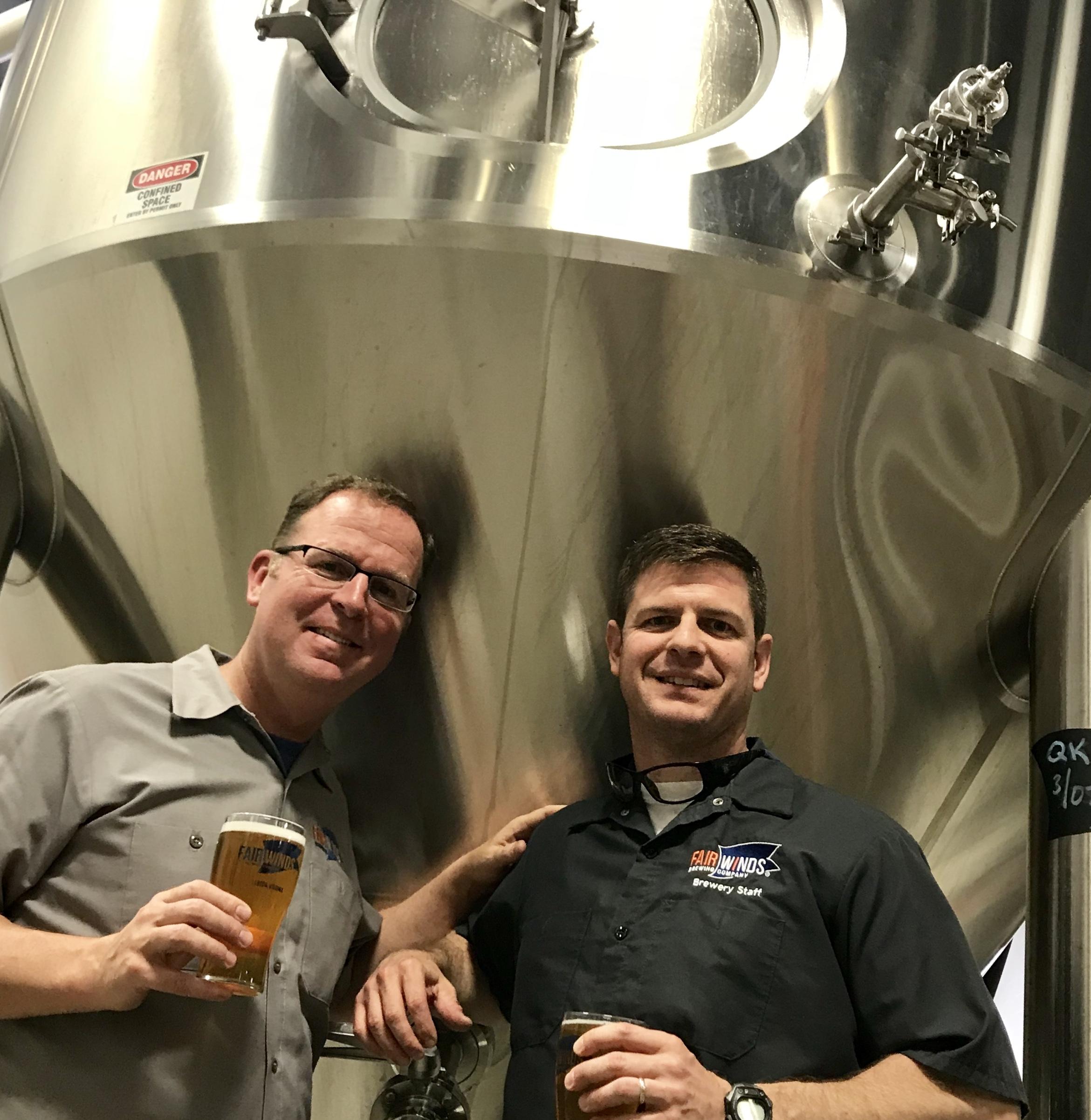 Sailor turned Beer Man