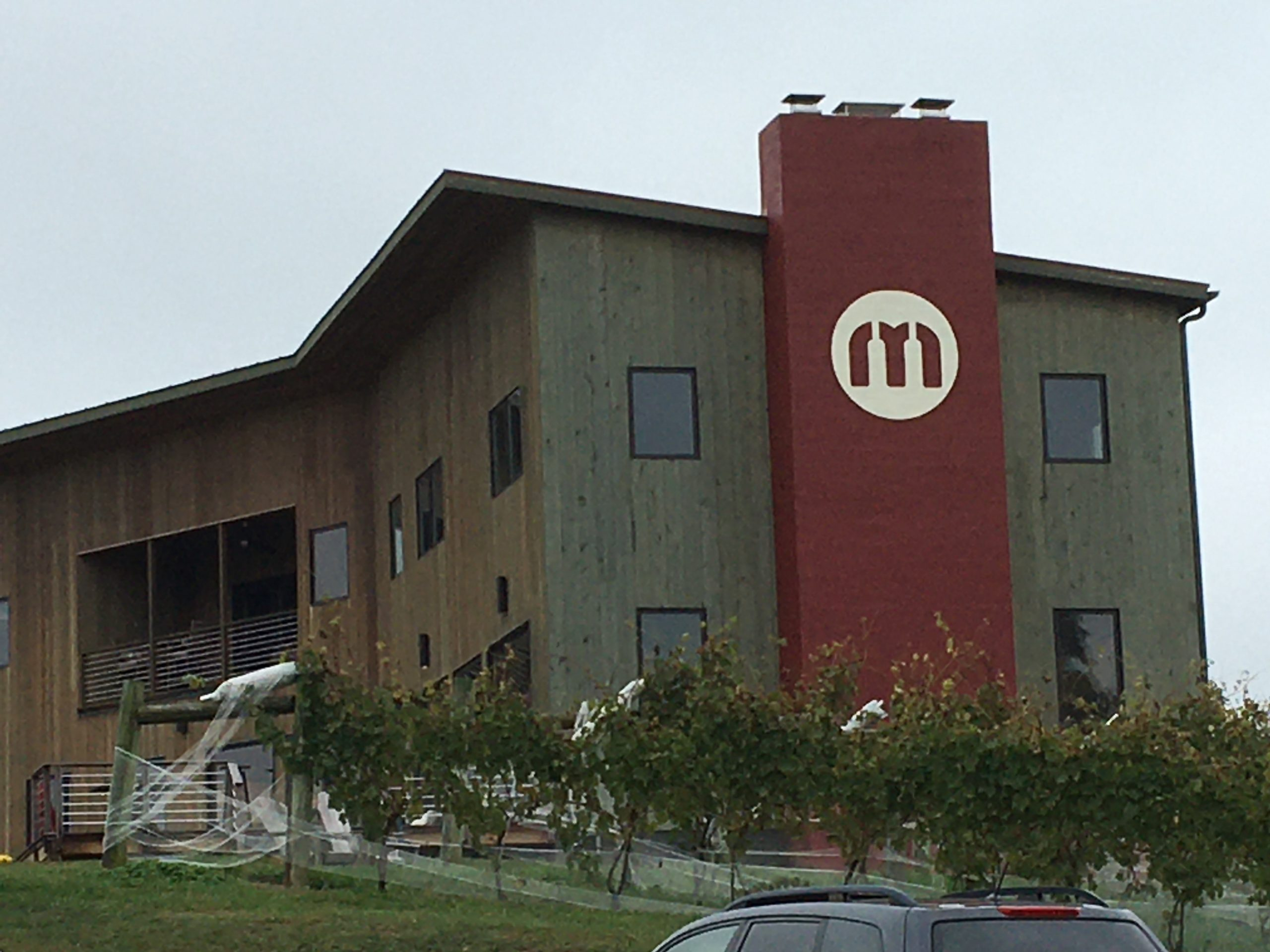 The Shenandoah Valley and Muse Vineyards and Winery