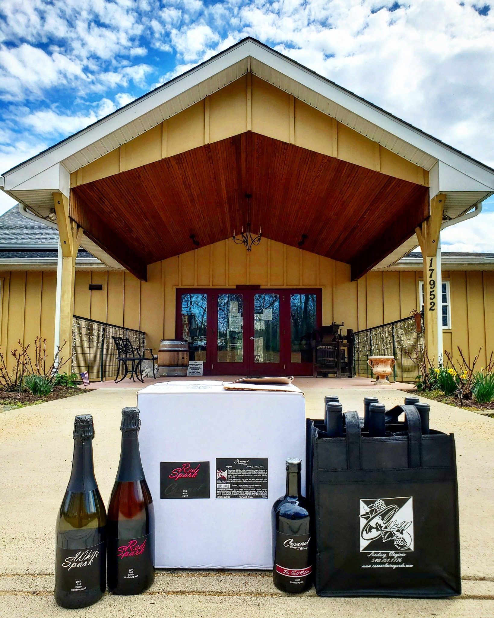 Eco-Friendly Virginia Wineries To Visit On Earth Day