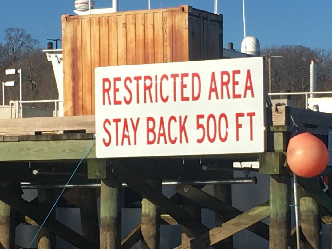 No Fishing?