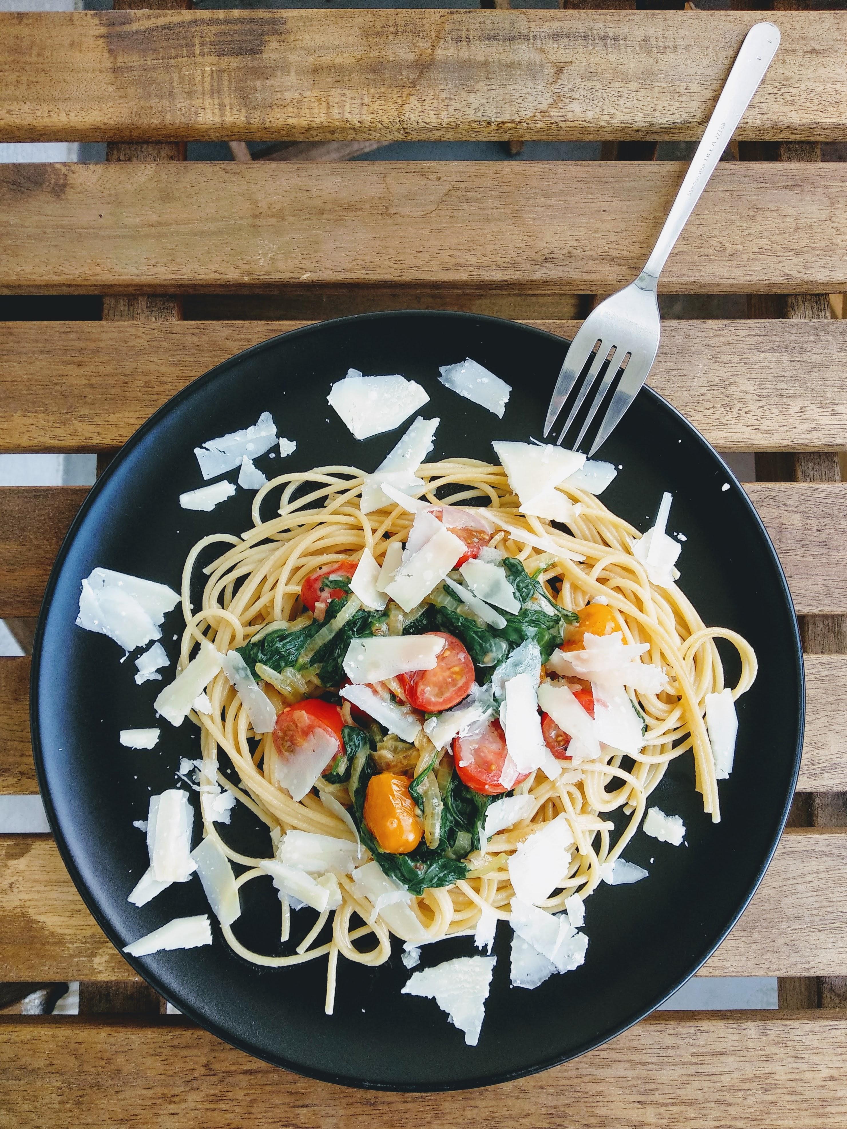 A Rite of Spring – Pasta Primavera