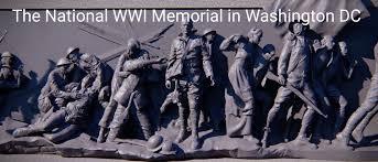 World War I Memorial & President Woodrow Wilson