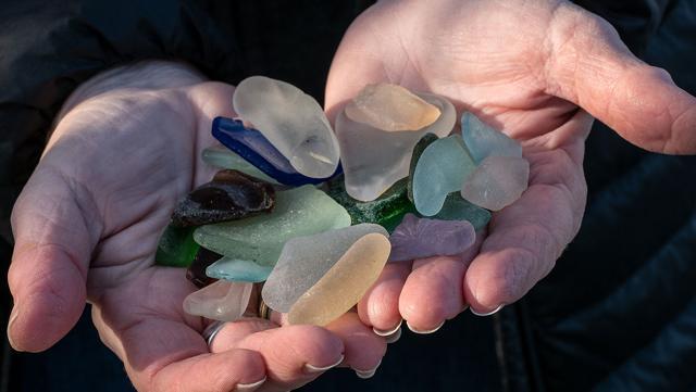 The Chesapeake's Sea Glass – A Treasure to Many