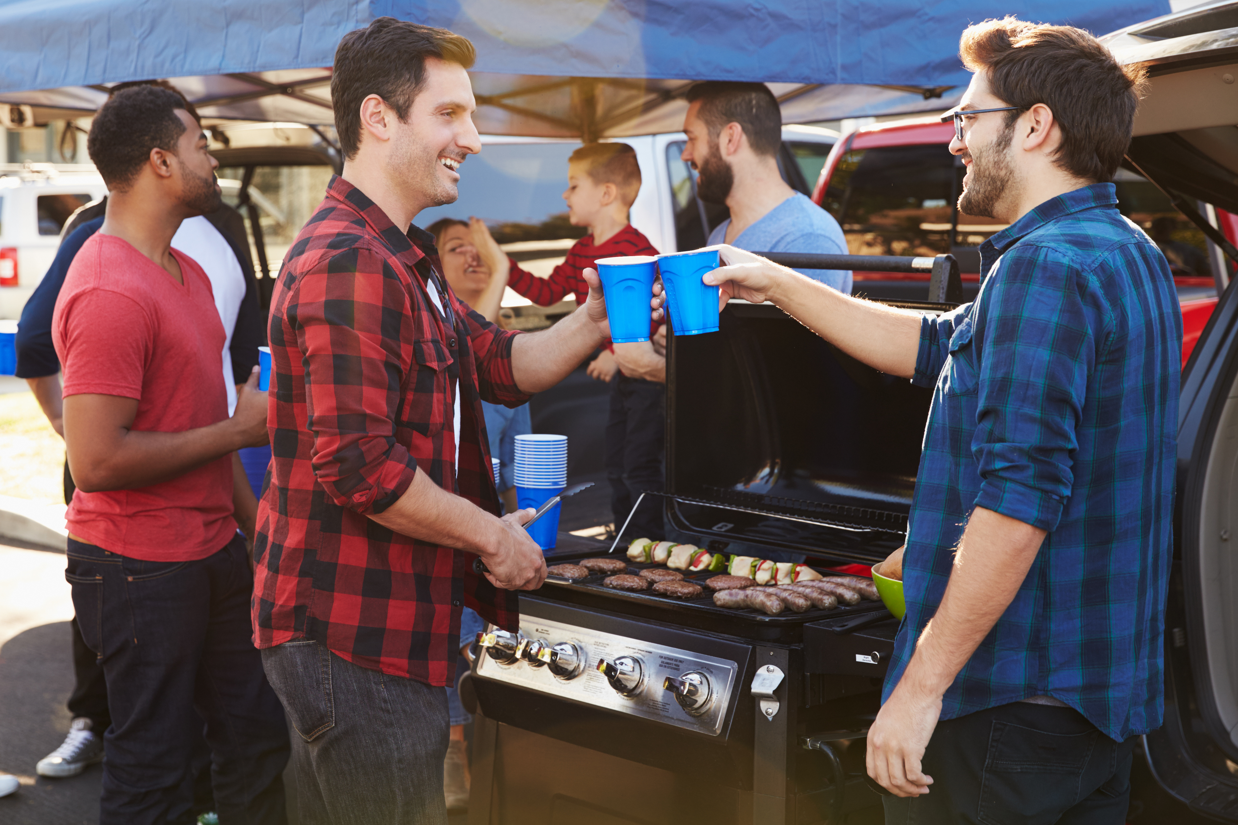 The Art of the Football Tailgate Party