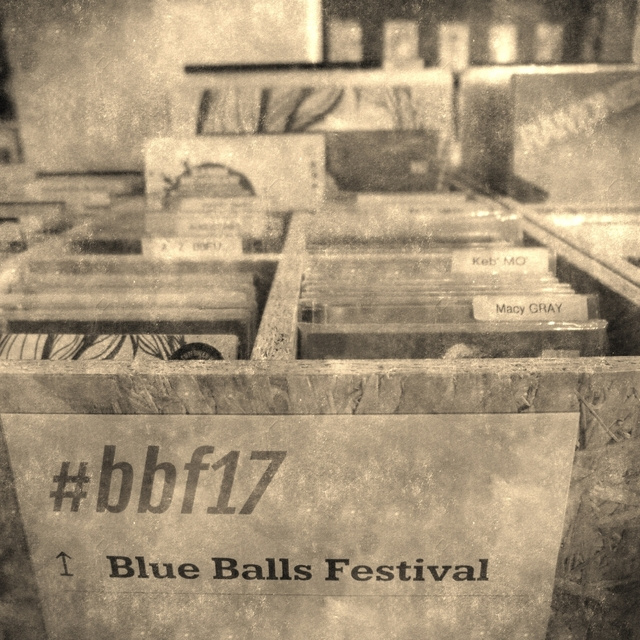 Blue Balls Festival 2017 166 Old Town Record Store