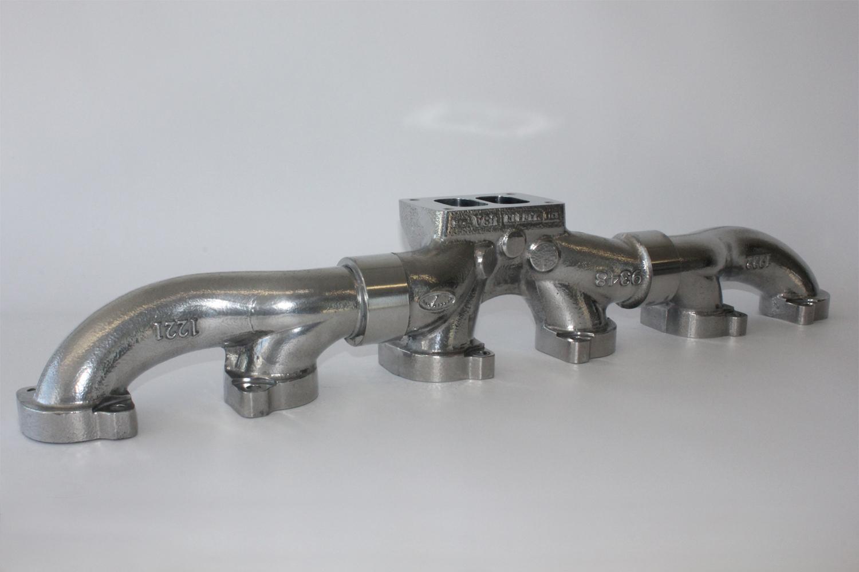 85301 series 60 ceramic coated exhaust