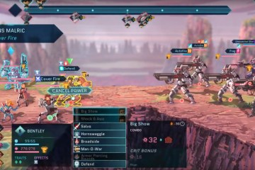 Star Renegades Combat Gameplay