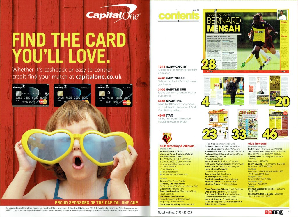 Gianfranco Zola Page 2 Old Watford