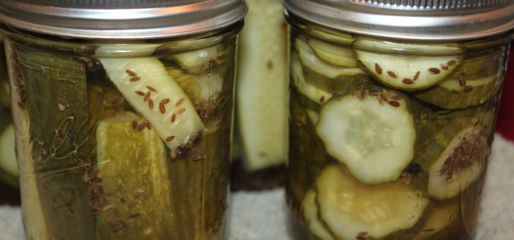 The Perfect Dill Pickle Recipe – And The Secret To Crisp Pickles!
