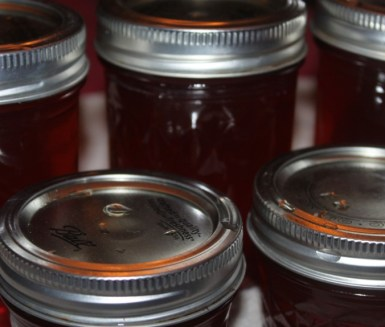 Grapes are perfect for making Jams,