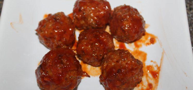 Crock Pot Barbecue Meatballs And Sauerkraut Recipe