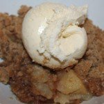 Grandma's Traditional Apple Crisp Recipe