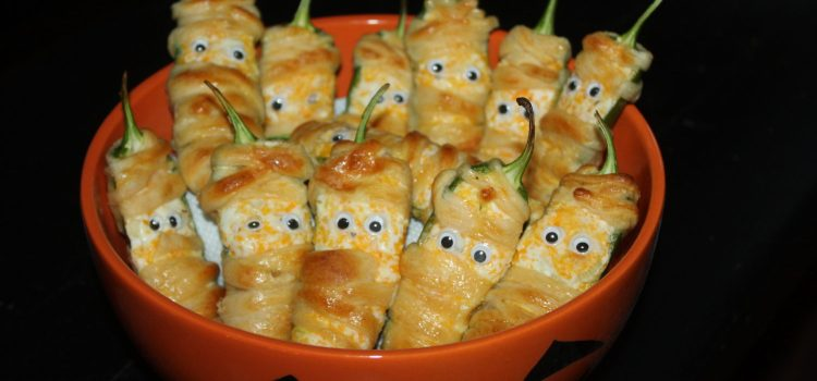 Jalapeno Mummy Poppers – A Fun Twist On The Traditional Appetizer