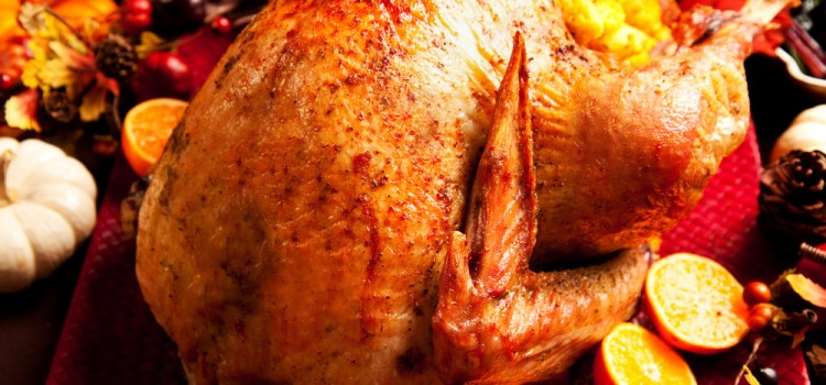 A Thanksgiving Day Menu of Recipes – Celebrating Food and Family