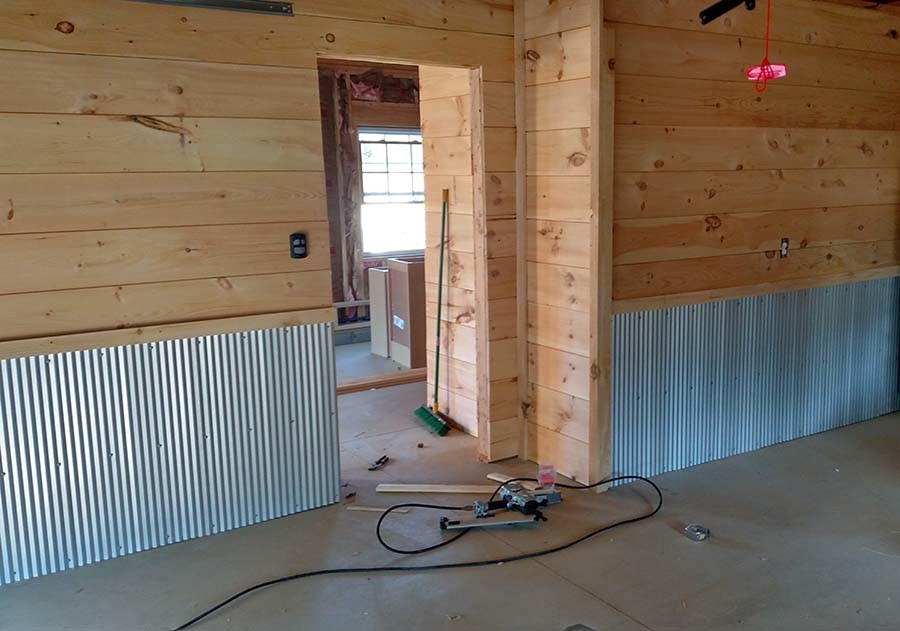How To Install Shiplap Walls In Your Home