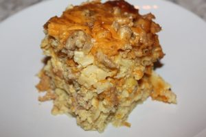 overnight slow cooker breakfast casserole