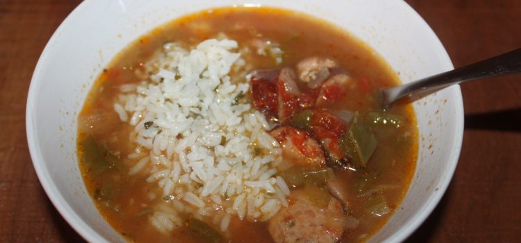 Chicken and Sausage Gumbo Recipe – A New Orleans Classic