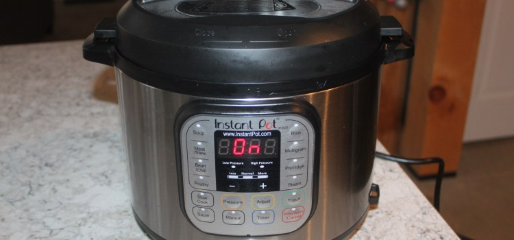 A Kitchen Miracle! 5 Great Reasons To Own An Instant Pot Pressure Cooker
