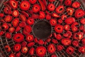 preserve strawberries