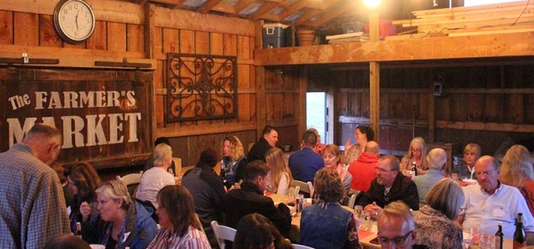 Farm To Table Dinner Photos – A Night To Remember!