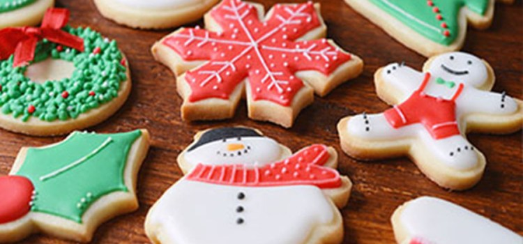 Easiest Christmas Cutout Cookie Recipe – No Chilling Required