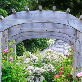 Building A Classic Arbor – Adding DIY Beauty To The Landscape