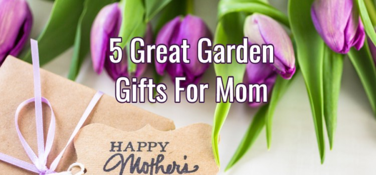 7 Great Garden Gift Ideas For Mom On Mothers Day!