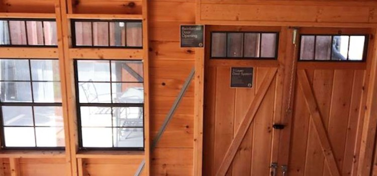 The Mini Cabin Floor Plan – 140 Square Feet Of Simple, Off-Grid Living!