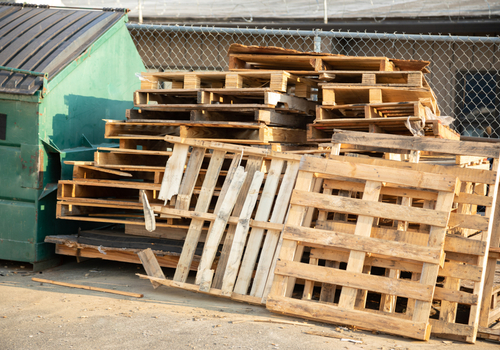 find free pallets