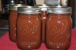 Sugar Free Apple Butter - made in the crockpot