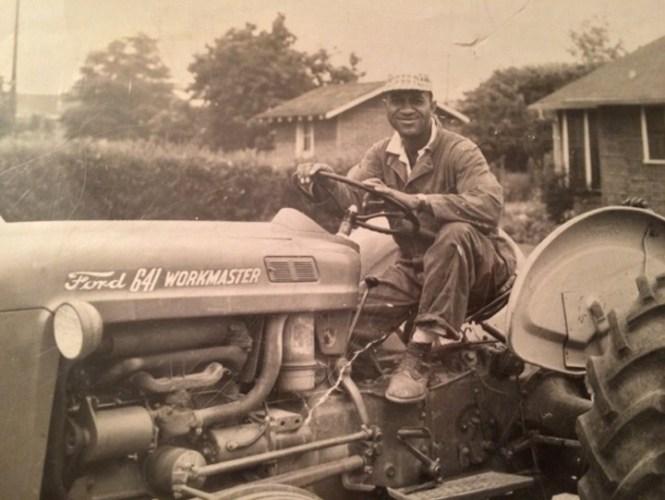 diversity in sustainability - black farmer
