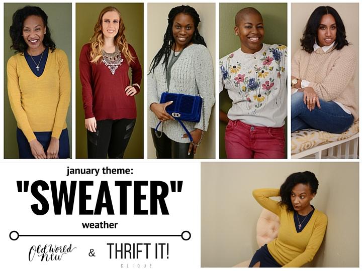 sweater weather - tic january - fcbk