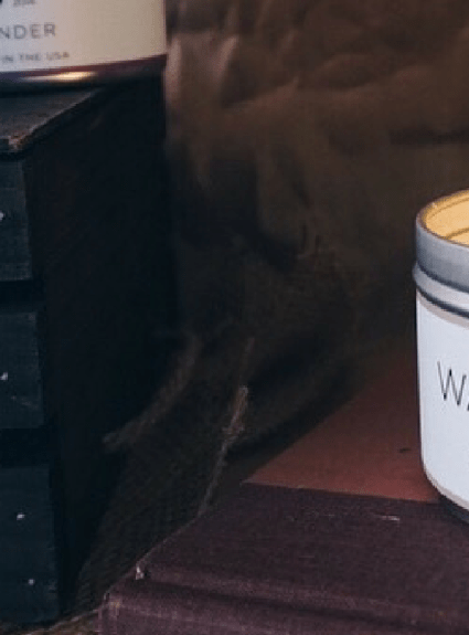 Soy Candles & Natural Fragrances: Sustainable Living Tips