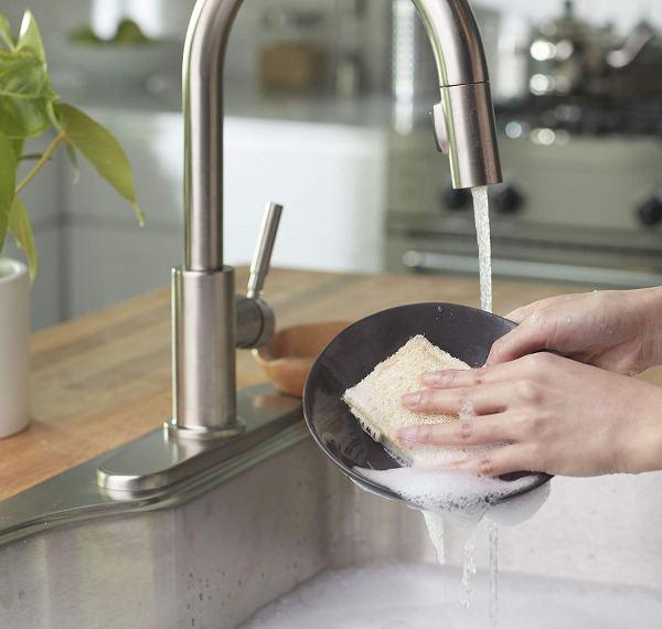 sustainable kitchen twist plant based sponge