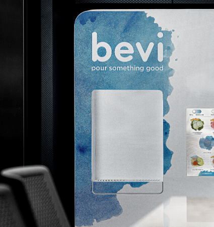 Bevi – The Smart Water Machine Helping You Hydrate