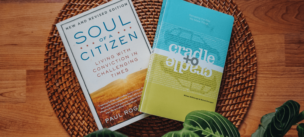 sustainability books to read in 2020