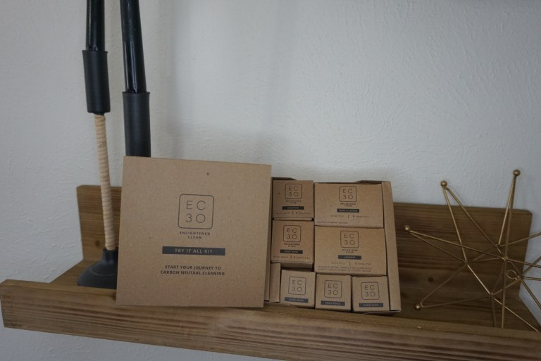 EC30 Try It All Kit (enlightened cleaning)