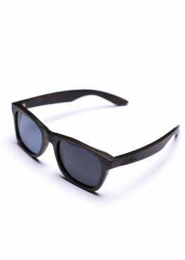old youth ebony wood sunglasses
