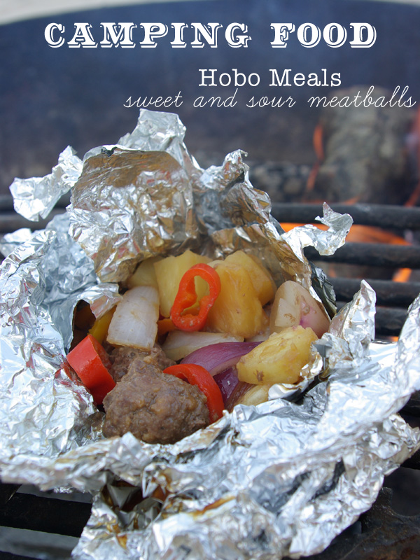 Chicken Camping Hobo