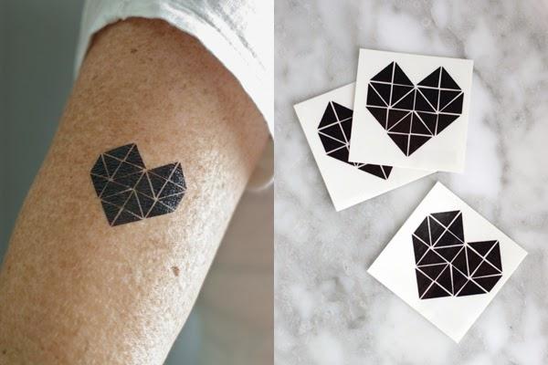 Make Custom Temporary Tattoos with Makr - Oleander + Palm