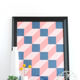 Geometric Pattern Art