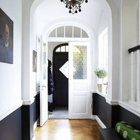Black Entryways